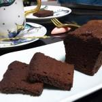 無添加焼菓子 レリーサ『チョコレートのケーキ』