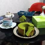 萌chez『萌黄の木立 抹茶』