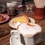 cafe Lotta『レモンのタルト』