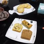 パティスリー モルソー ドゥ ニュアージュの焼き菓子