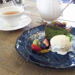 こがさかベイク『抹茶のパウンドケーキ』