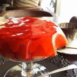 Cafe 中野屋『苺のメルバ』