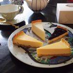 ヨハン『チーズケーキ』