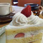 トリアノン洋菓子店『デラックスショートケーキ』