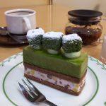 トリアノン洋菓子店『抹茶あずき』