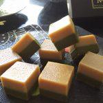 ショコラトリー マジドゥショコラ『ナンバー フォー 柚子抹茶』