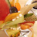 果実園リーベル『フルーツパフェ』