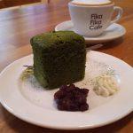 Fika Fika Cafe『抹茶のパウンドケーキ』