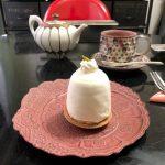 欧風菓子 バンセンヌ『レアチーズ』『チーズタルト』