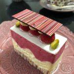 欧風菓子 バンセンヌ『ムース フランボアーズ』『モンブラン』『ナポレオンパイ』
