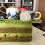 パティスリィ アサコ イワヤナギ『抹茶のオペラ』『タルト ショコラ』