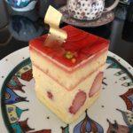 ベルグの4月『フレジエ』『国産苺のショートケーキ』
