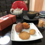 パティスリー セ・ボー・エ・ボンの焼き菓子