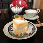 パティスリー ナオキ『白桃のショートケーキ』