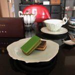 ダロワイヨ『狭山茶&シルバーオペラギフト』