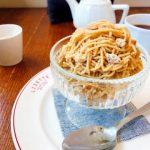 Cafe Lisette『クープ・モンブラン』