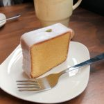 Okusawa Factory Coffee and Bakes『レモンケーキ』