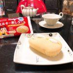 山崎製パン株式会社『ミルキー蒸しケーキ』
