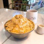 SELECT CAFE KKOTBING『たっぷりきなこ餅』