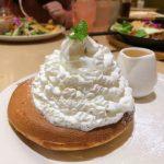 MOKUOKA DexeeDiner『バター&ホイップパンケーキ』