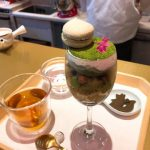 INARI TEA『INARI 抹茶パフェ』
