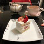 パティスリィ アサコ イワヤナギ『季節のショートケーキ』