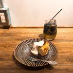 イイジカン『バスク風チーズケーキ』
