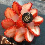 ヌメロサンク パリ『苺のタルト』