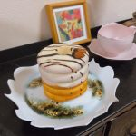 バームクーヘン専門店 Danke『バームクーヘン(ホワイトチョココーティング)』