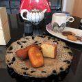 Las Lucesの焼き菓子